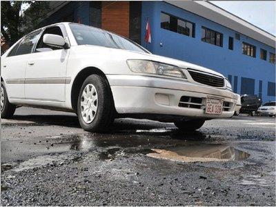 Emergencia vial en Asunción ante el deplorable estado de las calles