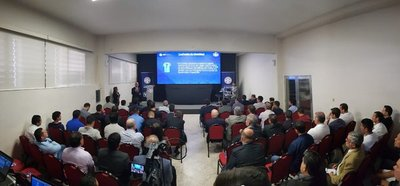 Fue presentado el proyecto Árbitros Asistentes de Video o VAR