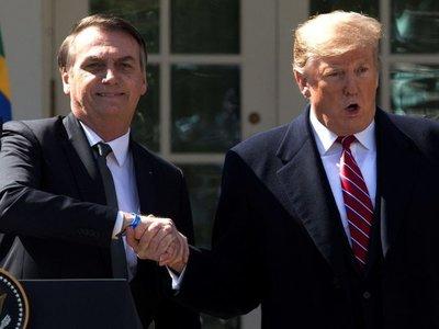 """Venezuela: Trump y Bolsonaro hacen """"apología de la guerra"""""""