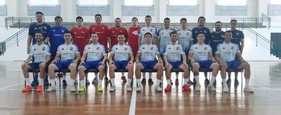 La Selección Paraguaya de Futsal ultima detalles