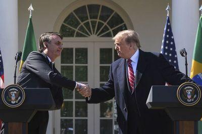 Visita de Bolsonaro a Trump: ¿Victoria diplomática o sumisión ideológica?