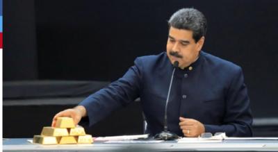 EE.UU. sancionó a compañía minera del régimen chavista