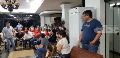 CDE: Abdo cuestionó a Velázquez por reunión con funcionarios de Itaipú