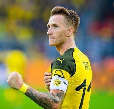 Marco Reus, en Dortmund por siempre