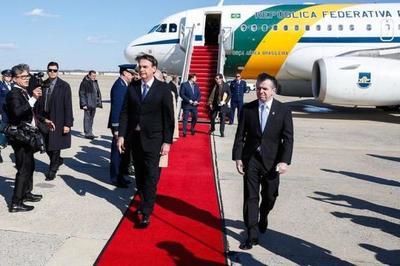 Bolsonaro viaja a Chile para crear el Prosur e incentivar comercio bilateral