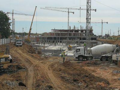 Oficinas de Gobierno, las excavaciones concluirán en junio