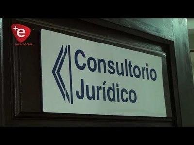 HABILITAN CONSULTORIO JURÍDICO GRATUITO EN LA UCI