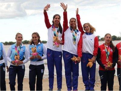 Paraguay suma su primer oro en los Suramericanos de Playa