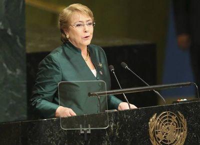 Bachelet denunció torturas y ejecuciones en Venezuela