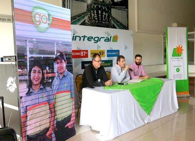 Integral presentó nueva línea de combustibles