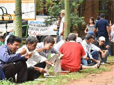 Más de 2.000 policías resguardarán la marcha campesina