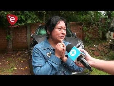 FAMILIA DE MOTOCICLISTA CLAMA POR JUSTICIA