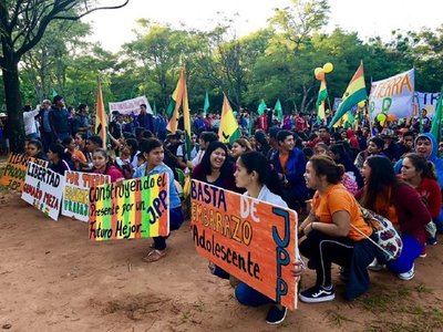 Inicia la marcha campesina para exigir una reforma agraria