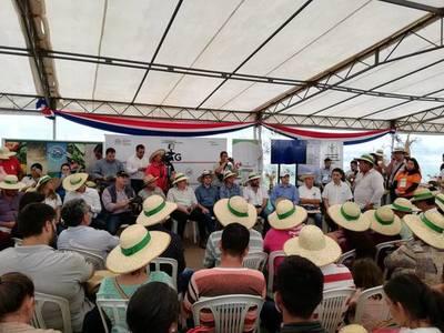 """En Innovar presentan plataforma digital para """"mapear"""" los riesgos agroclimáticos"""