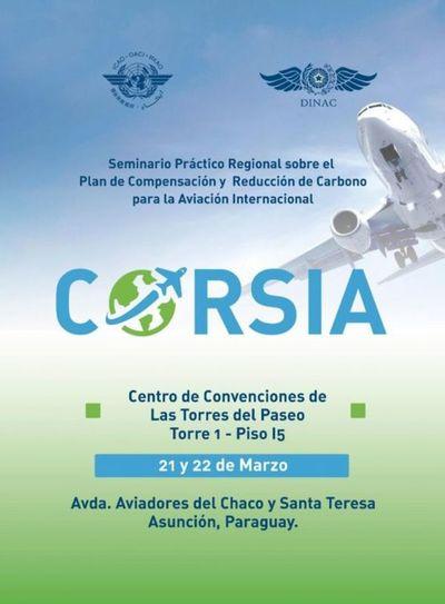 Sera analizado Plan de Compensación y Reducción de Carbono para la Aviación Internacional