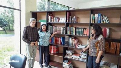 SNC realizó relevamiento de bibliotecas públicas de Misiones e Itapúa