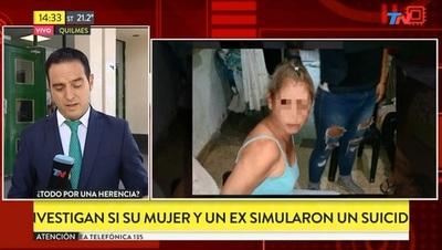 """Viuda negra"" paraguaya fracasa en Argentina"