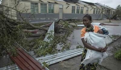 Ciclón Idai deja al menos 139 muertos