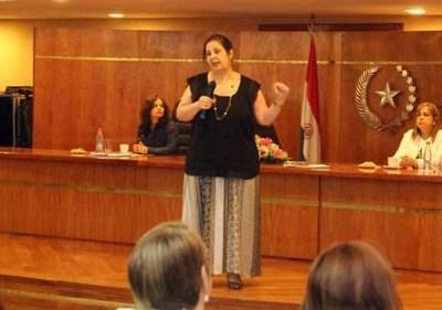 Magistrada integrará comisión de reforma judicial