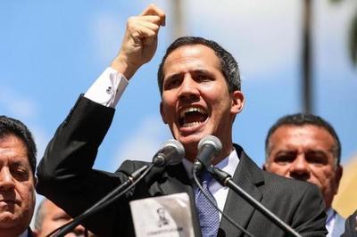 Secuestraron al jefe de despacho de Juan Guaidó
