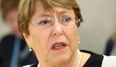 Bachelet pidió a Maduro garantice la labor de la misión de la ONU