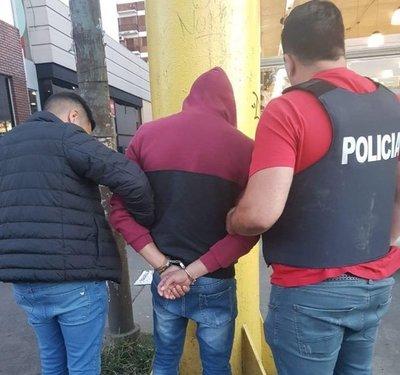 Detienen en Argentina a paraguayo sospechoso de homicidio