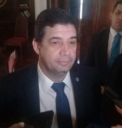 Elecciones CDE: Velázquez negó que haya hablado de utilizar dinero de Itaipú