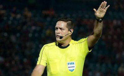 Los árbitros paraguayos para la Copa América