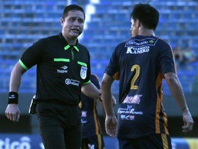 Los árbitros paraguayos para la Copa América 2019