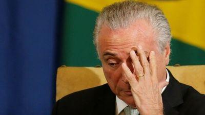 Temer se convierte en segundo expresidente de Brasil arrestado por corrupción