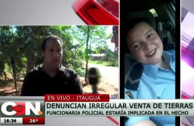 Itaguá: Denuncian procedimiento irregular en venta de terrenos
