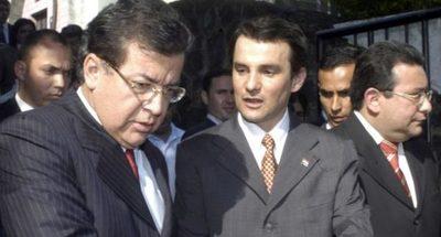 """Hijo de Argaña:""""Abortaron la democracia robando a la voluntad popular en el 92"""""""