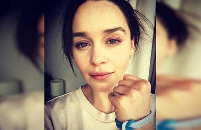 'Casi perdí mi mente y mi vida': Emilia Clarke revela que estuvo al borde de la muerte dos veces