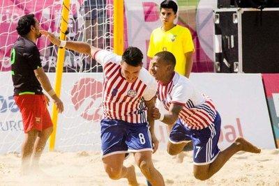 Paraguay avanzó a semifinales