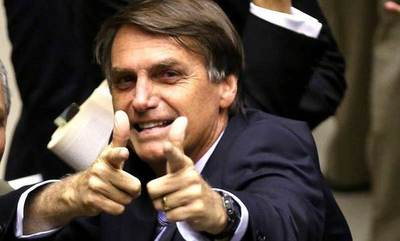 """Bolsonaro sobre el arresto de Temer: """"Cada uno responde de sus actos"""""""