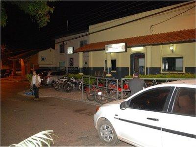 Detienen a supuestos tortoleros tras persecución en Luque