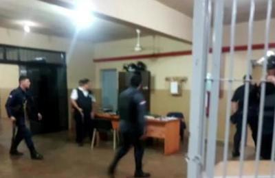 Nuevo intento de toma de rehén en penitenciaría de Misiones