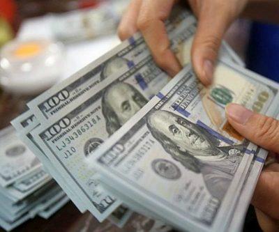 Baja intervención dejó que se dispare el dólar