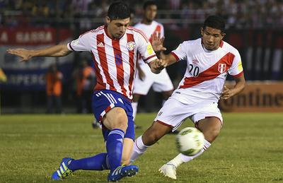 Paraguay- Perú, amistoso sudamericano en EE.UU