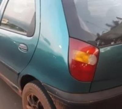 Recuperan auto que fue robado hace 19 años