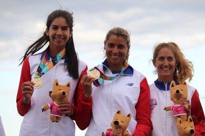 Remo suma tres medallas en Juegos Sudamericanos de Playa