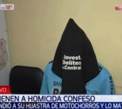 Detienen a supuesto homicida de San Lorenzo
