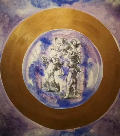 """Una visita guiada por los Mandalas de Camperchioli: """"Una mirada circular"""""""