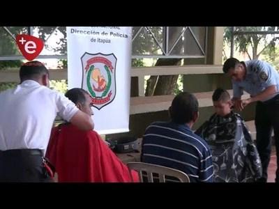 ''CONSTRUYENDO CONVIVENCIA'' EXITOSA JORNADA DE ATENCIÓN INTEGRAL EN B° SAN ISIDRO