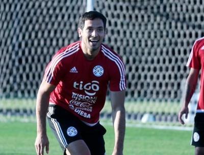 Roque Santa Cruz está para volver a la selección paraguaya