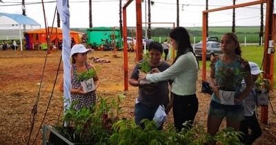 Vivero Forestal de ITAIPU produjo más de 100.000 plantines en febrero