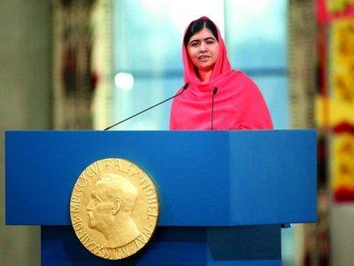 Malala sigue en la lucha