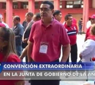 Hay Cuórum: Inicia convención colorada para modificar el estatuto