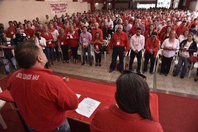 Convención logra quorum – Prensa 5