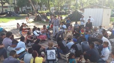 """Labriegos, nativos y trabajadores anuncian protestas """"por tiempo indefinido"""""""